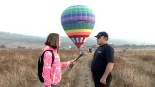 Телекомпания СТВ: Путешествие на воздушном шаре