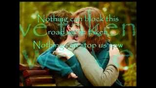 Nothing Can Stop Us Now ( with lyrics) - Rick Price