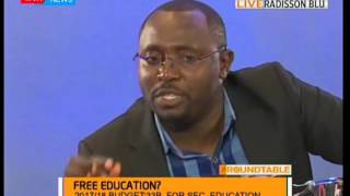 The Roundtable: Free Education - Jubilee, NASA clash over promise - Part Two