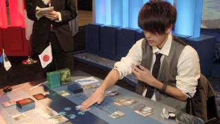 Pro Tour Hall of Fame 2012: Kenji Tsumura