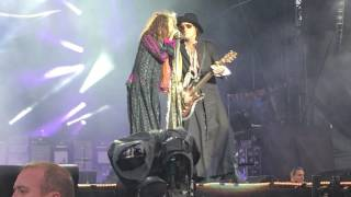 Aerosmith INTRO Download 2017 (Let the Music do the Talking)