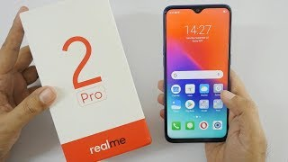 RealMe 2 Pro Unboxing & Overview with Camera Samples