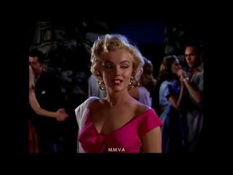 """Marilyn Monroe In """"Niagara"""" -  """"Kiss"""""""