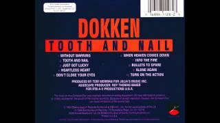 Dokken - 1 Without Warning