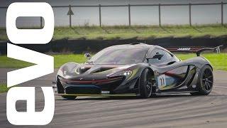 McLaren P1 GTR | evo LEADERBOARD