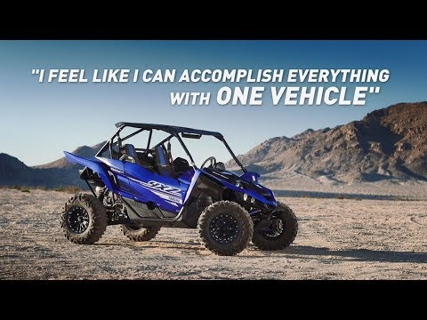 2021 Yamaha YXZ1000R SS in Trego, Wisconsin - Video 2