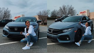 Buying My First Car At 17! | Azlia Williams