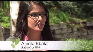 Amrita Ebata Interview - Royal Inland Hospital Foundation 2015