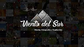 Video Logo animado Viento del Sur
