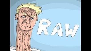 Gordon Ramsay Animated   -    R A W