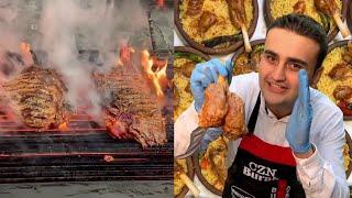Burak Özdemir Turkish Chef Cooking Amazing Traditional Turkish Food 2020