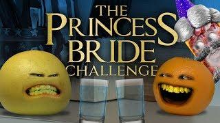Annoying Orange   The Princess Bride Challenge (Battle Of Wits)