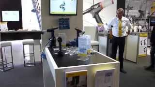 POP Avdel Exhibition Stand Tour On EuroBLECH 2014