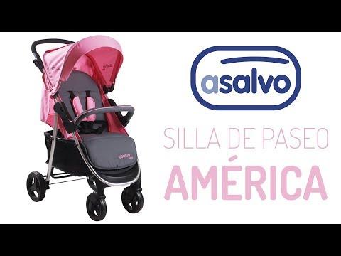 Silla de paseo América | Asalvo Baby