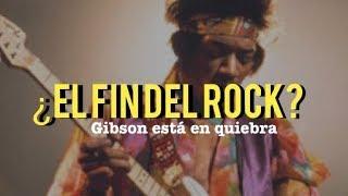 LA CRISIS DE GIBSON ¿EL ROCK MORIRÁ?