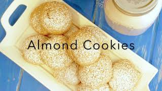 vegan chocolate chip cookies with almond meal