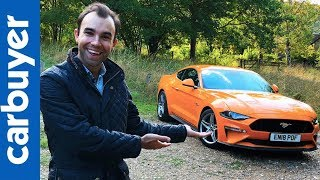 Ford Mustang coupe 2019 in-depth review - Carbuyer