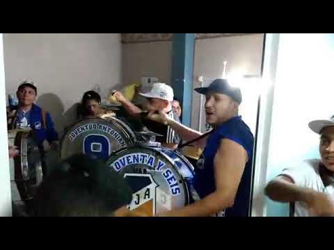 """""""Una verdadera banda JUVENTUD ANTONIANA Y NADA MAS #NoventaYSeis #ElUnicoSantoDelPais"""" Barra: La Inigualable Nº1 del Norte • Club: Juventud Antoniana"""