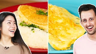 Trendy Vs. Traditional: Omelets • Tasty