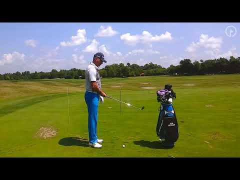 Focus on Intermediate Target with Alignment Stick Practice