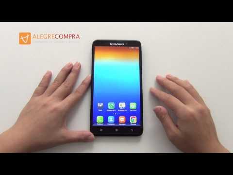 "Lenovo S939 - Smartphone 6.0"" Android 4.2 Octa Core MT6592 CPU 1GB RAM 8GB ROM Dual SIM 8.0MP"