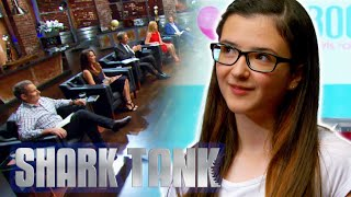 The 13 Year Old That Captured The Hearts of Sharks | Shark Tank AUS