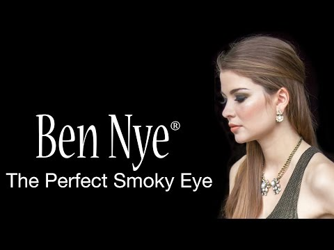 How To Create The Perfect Smoky Eye | Ben Nye Makeup