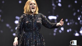 Adele 2016 Tour (4k) - One and Only - Manchester Friday 11/03/2015