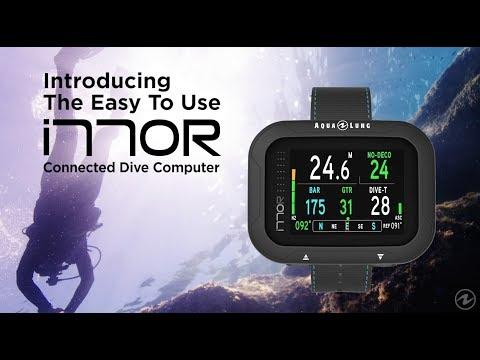 I770R, le tout nouvel ordinateur de plongée d'AquaLung !