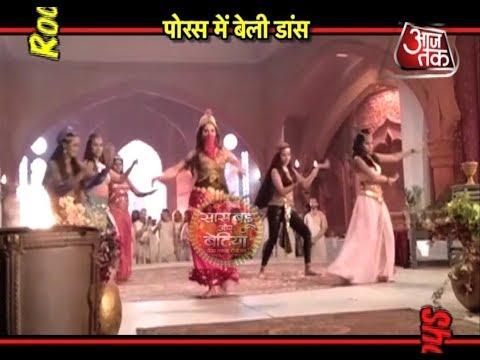 Aparna Dixit's ROCKING BELLY DANCE In Porus