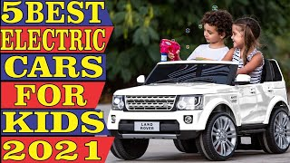 ✅ Top 5: Best Cars For Kids 2021