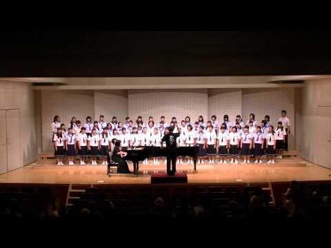 150720いわき市立泉中学校合唱部 瑠璃色の地球