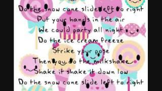 Ice Cream Freeze- Hannah Montana - [FULL LYRICS] + Download Link!