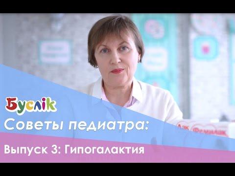 Выпуск 3: Гипогалактия. Что делать, если пропадает грудное молоко.