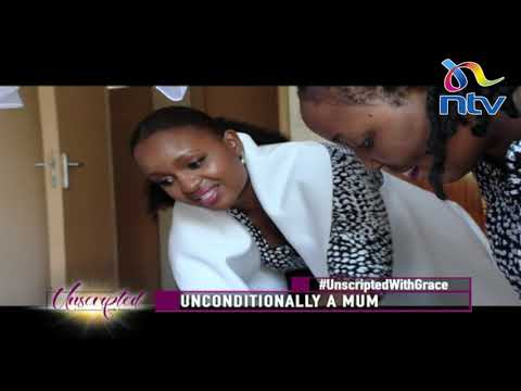 Unconditionally a mum: Mother's pure love 💕 || Unscripted with Grace
