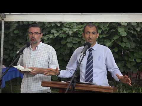 Nader Mansur: Neograničena blagodat