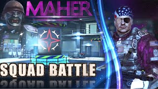 MC5 SQUAD BATTLE MORTAR VS PROS Only Mask (MOR MAHER)
