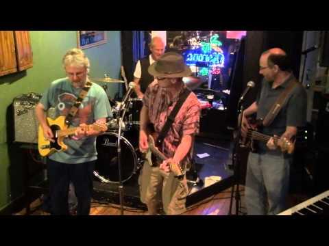 Woody Dodge - Crow Flies - 4th Annual Corn Hill Arts Fest Musicians Jam Flipside Roc