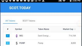 Steem-Engine - Bitcoin MYK Up 70% - Scot.Today