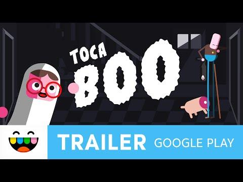 Vídeo do Toca Boo