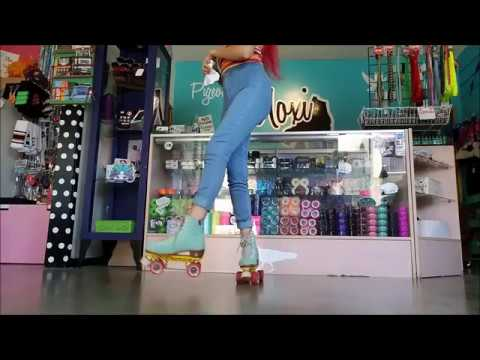 Jam skating (w new skates💘)