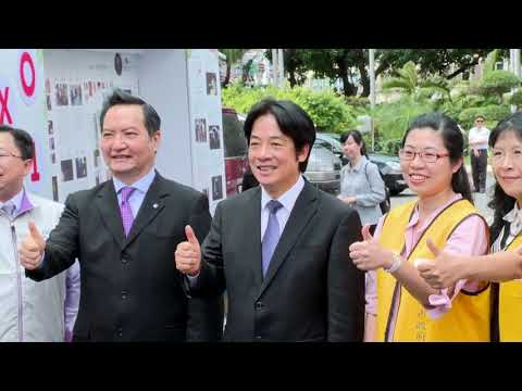 Premier Lai at joint press conference for a mobile exhibition on drug abuse hazards