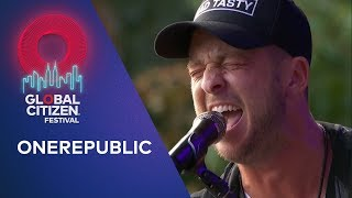 OneRepublic Performs Halo | Global Citizen Festival NYC 2019