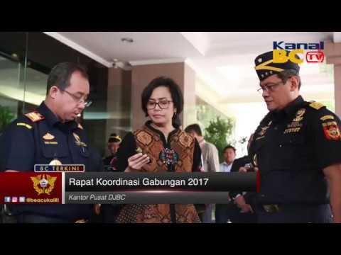 Rapat Koordinasi Gabungan DJBC 2017