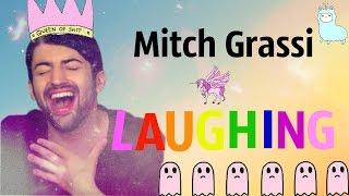 MITCH GRASSI LAUGHING