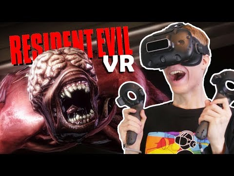 Resident evil 2 VR Demo :: HTC Vive General Discussions