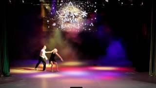 Алина Коваль и Сергей Смага. All Stars Fiesta 2016