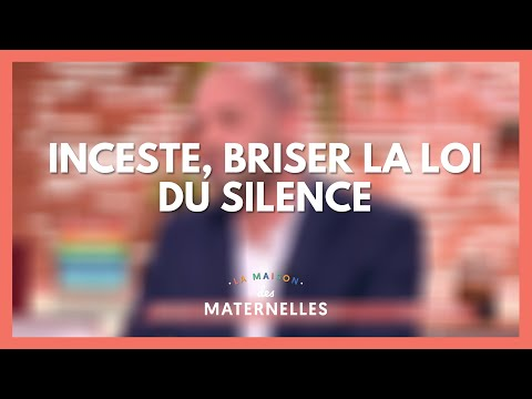 Affaire Duhamel, Inceste : briser la loi du silence - La Maison des maternelles #LMDM