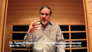 How long does it take for my infrared sauna to heat up? -- Clearlight Infrared Sauna Mailbag