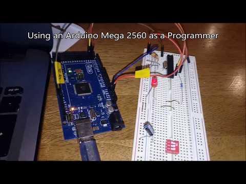 mp4 Programmer For Arduino Mega, download Programmer For Arduino Mega video klip Programmer For Arduino Mega